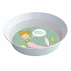 Mermaid Miss Ginger Personalized Kids Bowl