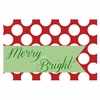 Merry and Bright Personalized Placemat