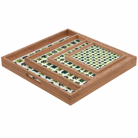 Metal Mugshots Mint Square Tray
