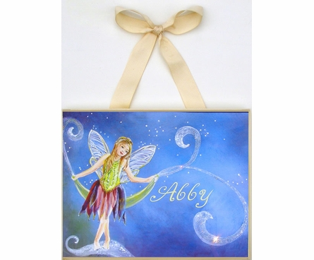 Midnight Fairy Wall Art