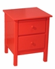 Midtown 2 Drawer Nightstand