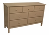 Midtown 7 Drawer Dresser