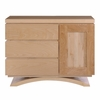 Milano 3 Drawer Single Cupboard