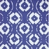 Mina Cotton Rug in Blue