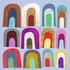 Mini Arches Canvas Wall Art