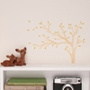 Mini Build A Tree Fabric Wall Decals