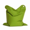 Mini Bull Green Bean Bag Chair