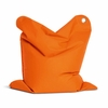 Mini Bull Orange Bean Bag Chair