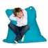 Mini Bull Sky Blue Bean Bag Chair