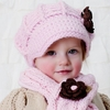 Mini Diva Hat in Pink