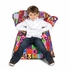 Mini Fashion Bull ABC Bean Bag Chair