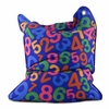 Mini Fashion Bull Numbers Bean Bag Chair