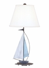 Mini Iron Sail Boat Lamp