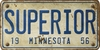 Minnesota Custom License Plate Art