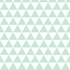 Mint & Gray Arrow Crib Bedding Set