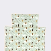 Mint Kite Kids Duvet Set