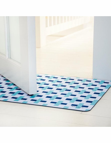 Mint T Floor Mat