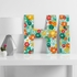 Minty Fresh Decorative Letters