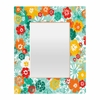 Minty Fresh Rectangular Mirror