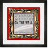 Mirror Mirror On The Wall Framed Art Print