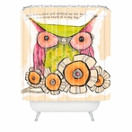 Miss Daisy Shower Curtain