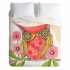 Miss Goldie Duvet Cover
