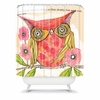 Miss Goldie Shower Curtain