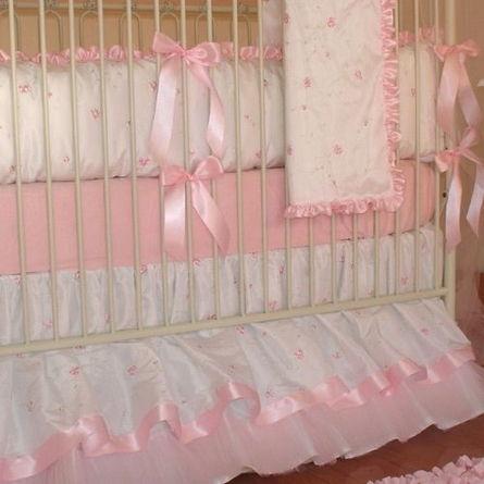 Miss Princess Crib Linens