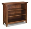 Mission Low Bookcase