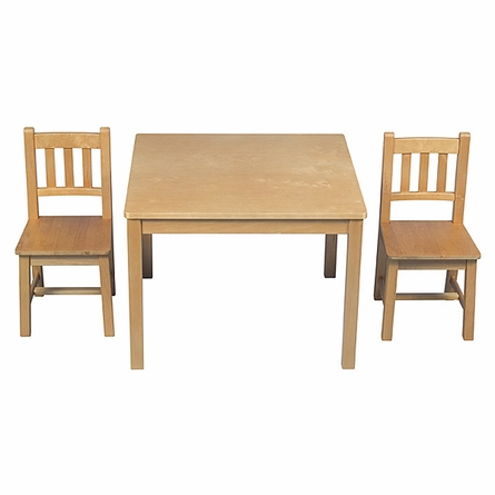 Mission Table and Chair Set