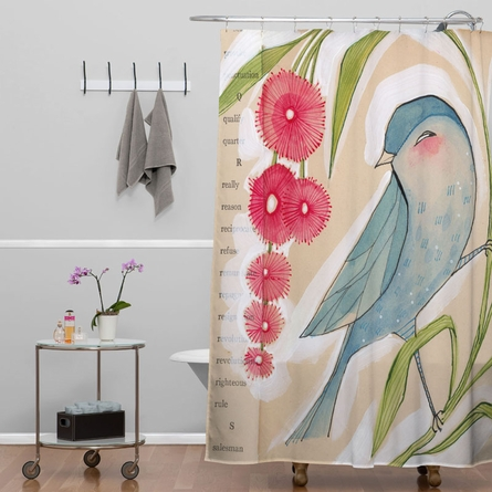 Mister Shower Curtain