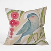 Mister Throw Pillow
