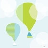 Modern Balloons Canvas Wall Art