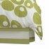 Modern Berries Duvet Cover in Spring Green