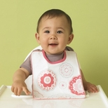 Modern Bibs & Burp Cloths