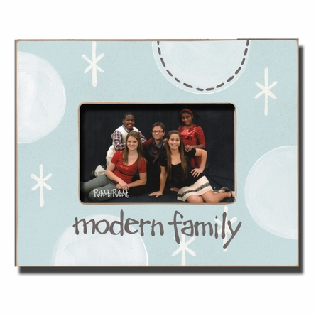 Modern Family Sky Picture Frame