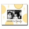 Modern Family Snow Picture Frame