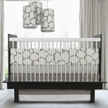 Modern Girls Crib Bedding