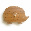 Modern Hedgehog Wall Clock