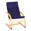 Modern Kiddie Rocker Blue