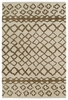 Modern Shapes Casablanca Rug in Brown