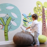 Modern Wall Decals & Stickers
