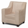Modern Wingback Childs Chair in Beige