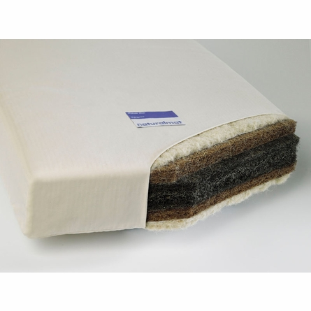 Mohair Mat Organic Crib Mattress