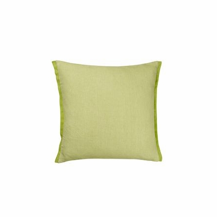 Mokuren Moss Throw Pillow
