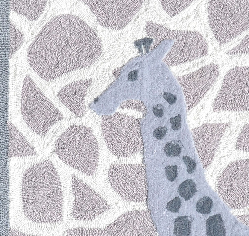 Mommy And Me Giraffe Rug By The Rug Market