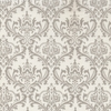 Monarch - Silver Fabric by the Yard