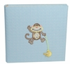 Monkey Face Blue Photo Album