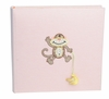 Monkey Face Pink Photo Album
