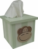 Monkey Face Tissue Box Cover